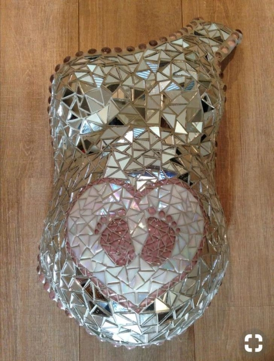 Hand-and-body-casting-zwanger-buik-versiert
