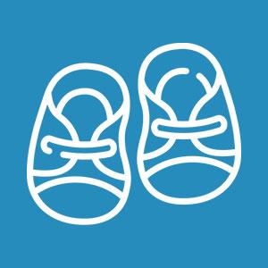 Verzilveren / verbronzen schoenen